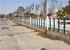 PVC护栏/公园护栏
