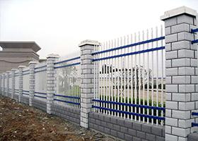 锌钢护栏网-工厂围栏