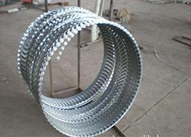 不锈钢刀片刺绳网