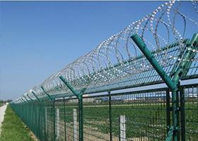 机场护栏网-Y型柱