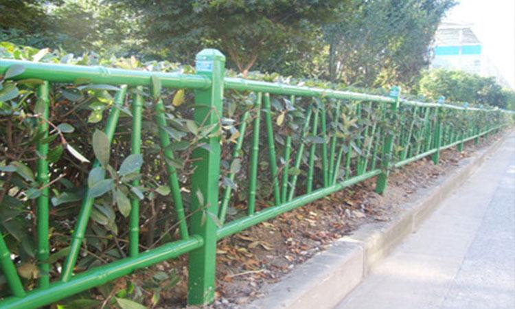 定制不锈钢竹节管仿竹护栏