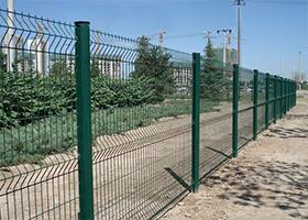 公路护栏网-折弯护栏