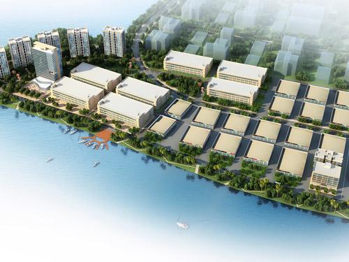 工业厂区规划设计