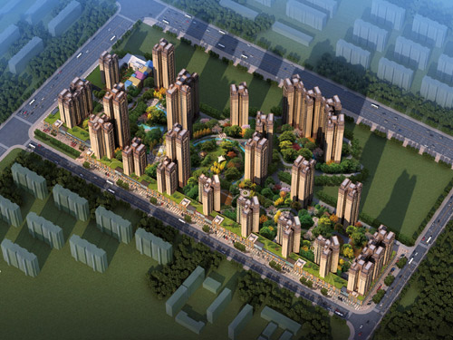 居住区规划设计