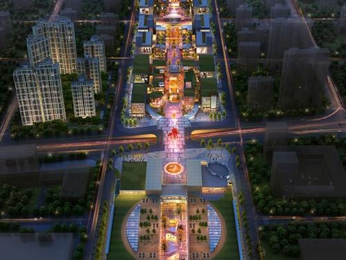 商业街规划设计