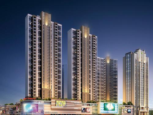 公寓建筑设计