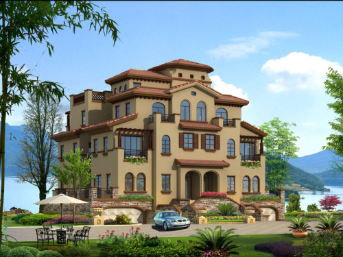 乡村别墅设计