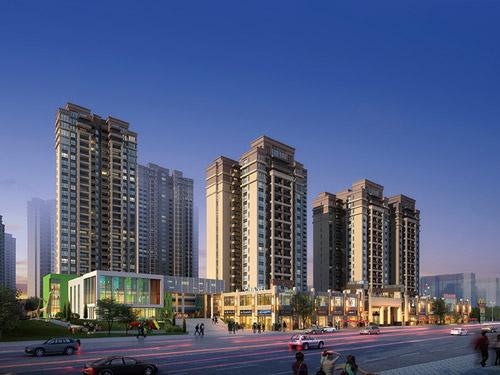 高层住宅设计