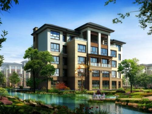 现代多层住宅设计