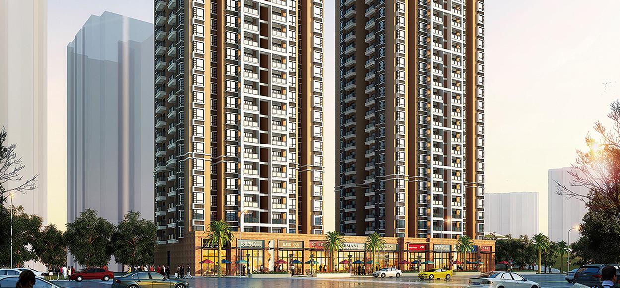 私人高层住宅设计