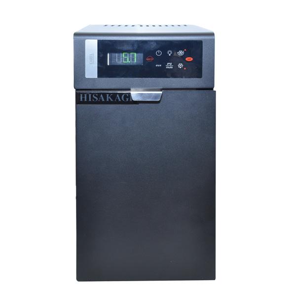 不锈钢门W吧台冰箱