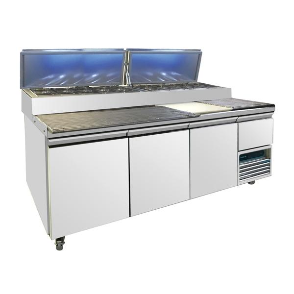 CP-250CT冷冻柜