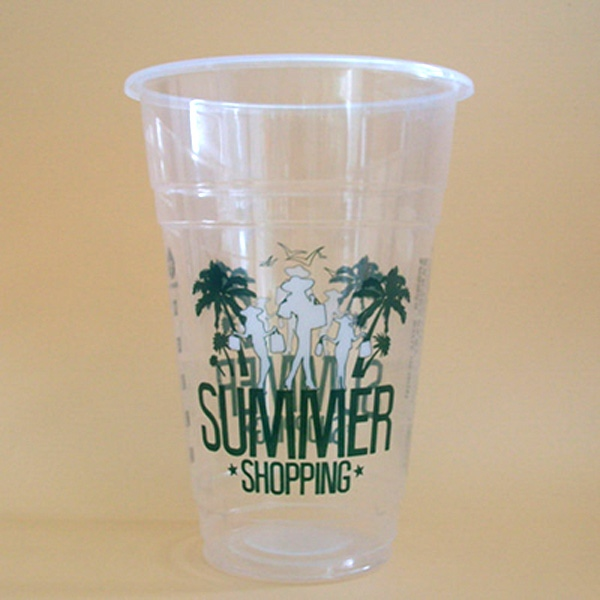 500ML塑料杯