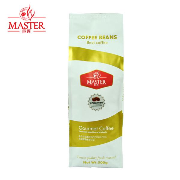 巨匠金标古巴蓝山咖啡豆