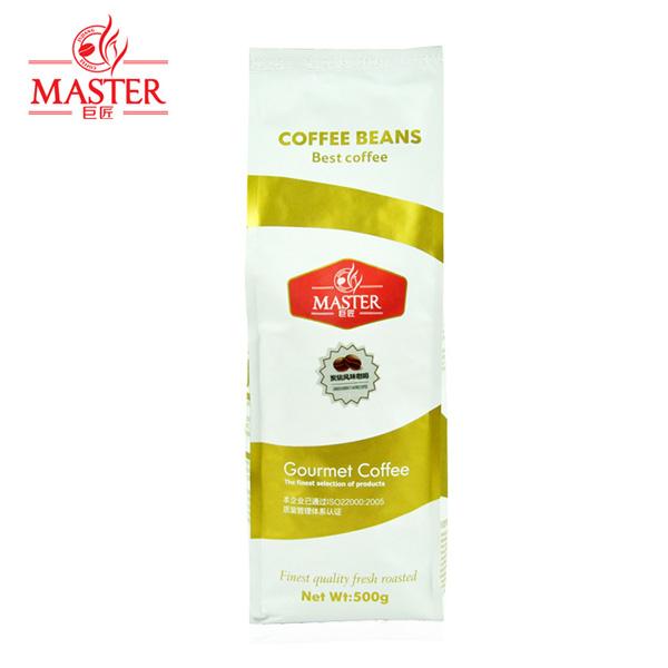 巨匠金标炭烧咖啡豆