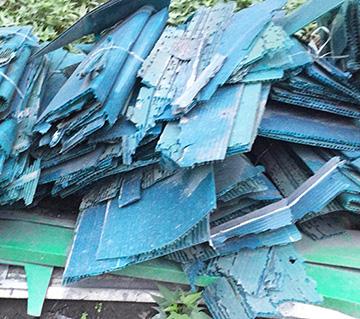 废旧物资回收站