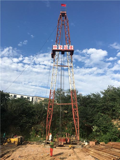 溫泉鉆井公司