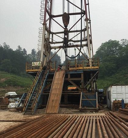 郑州钻井施工