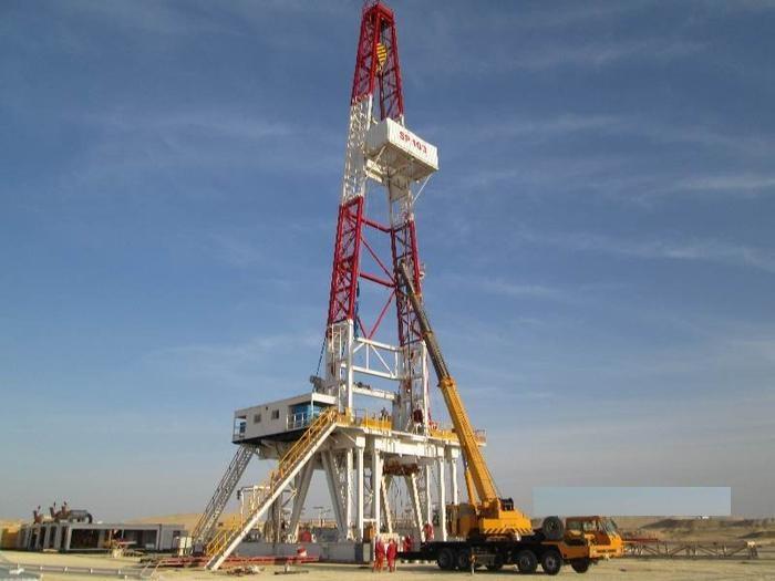 地热井钻井公司