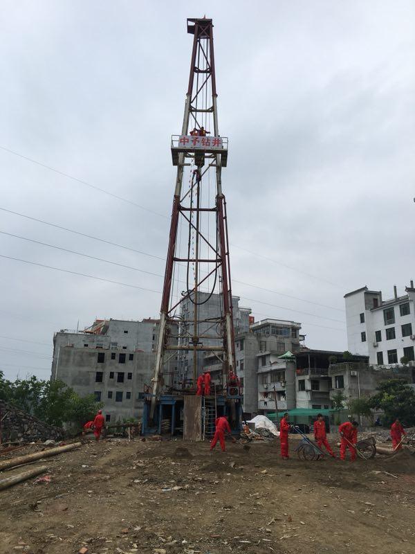 河南温泉钻井机构