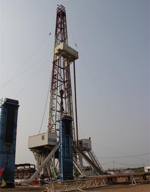 安徽钻井工程