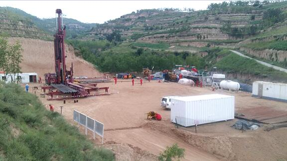 河南钻井工程施工