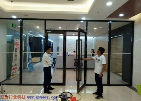甲级不锈钢防火玻璃门