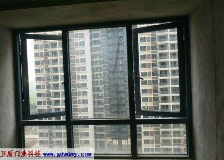 中空防火玻璃窗