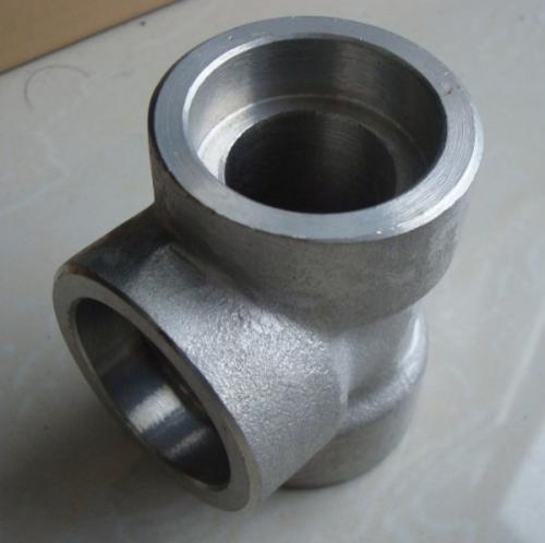 不锈钢承插三通
