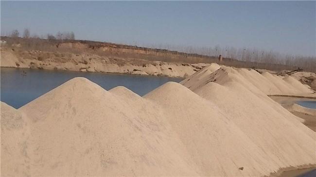 四川烘干沙