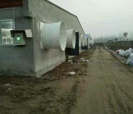 玻璃钢养殖风机