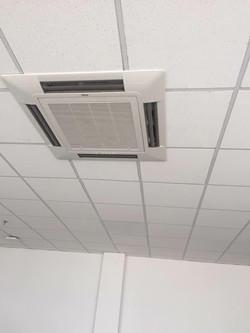 商用中央空調安裝
