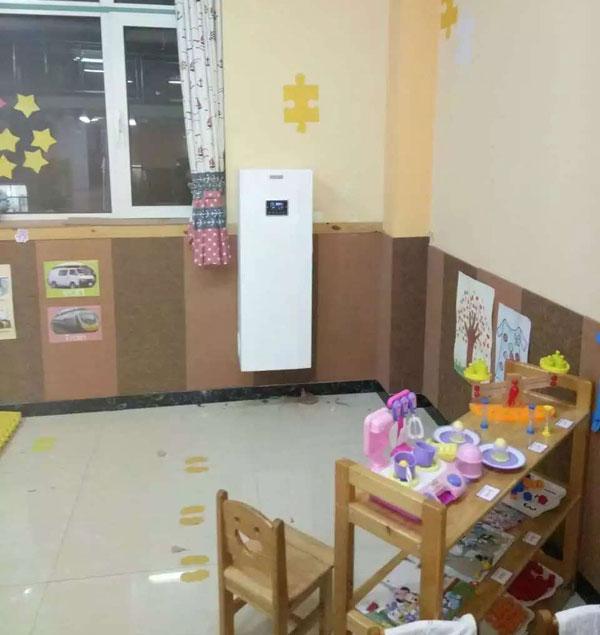 中国科学院幼儿园新风安装案例2