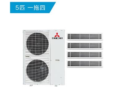 变频中央空调安装