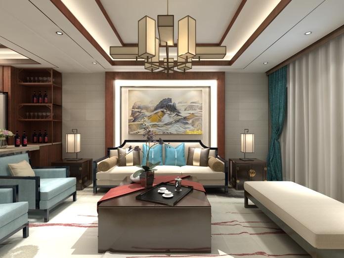 新中式风格装修设计