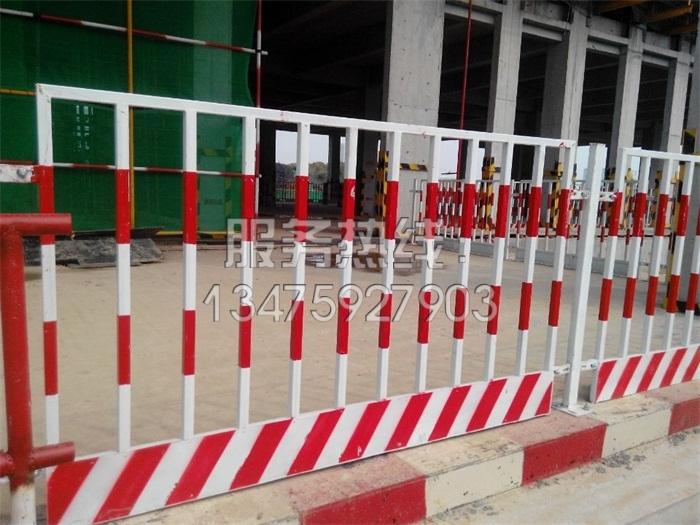 消防栓護欄廠家安裝工地防護欄
