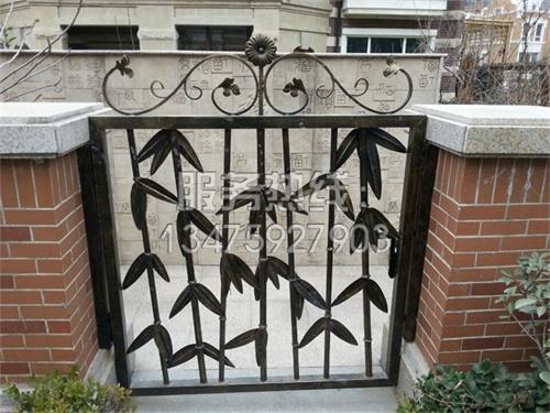 山東消防栓護欄安裝鐵藝圍牆