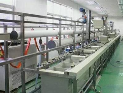 自动电泳生产线