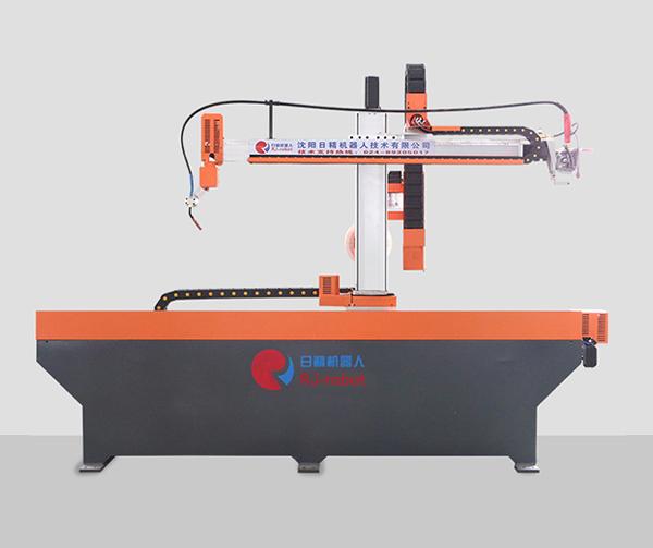 六轴坐标焊接机器人