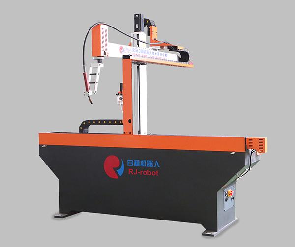 朝阳四轴坐标焊接机器人