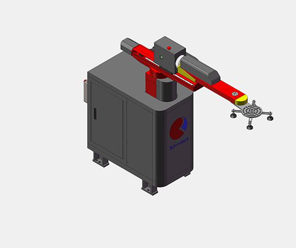 自动化五轴冲压机器人设备