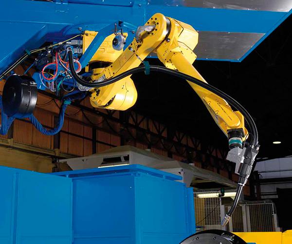 辽宁法那科机器人设备