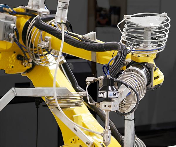 法那科点焊机器人
