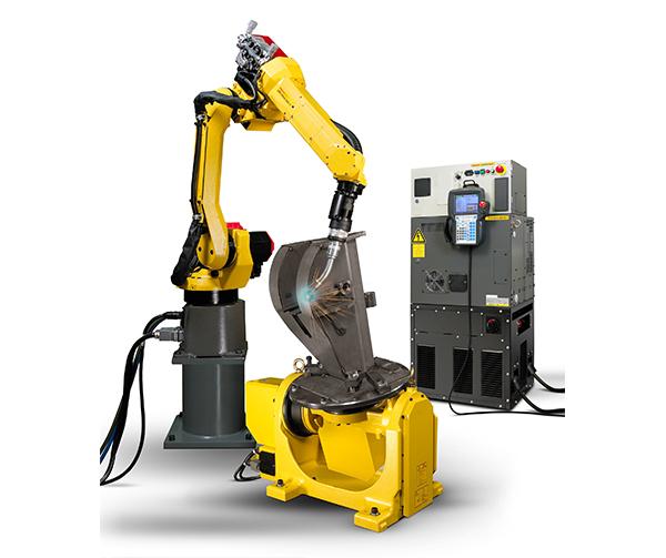 铁岭法那科机器人设备