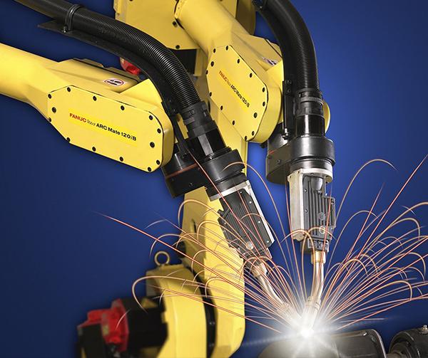 盘锦法那科智能焊接机器人