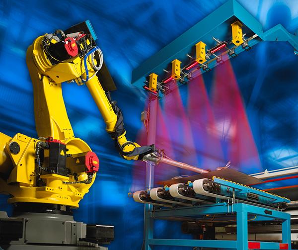 大连法那科智能工业机器人
