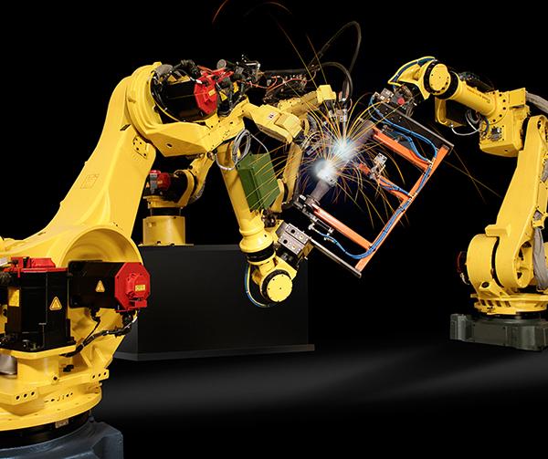 盘锦法那科自动化工业机械臂