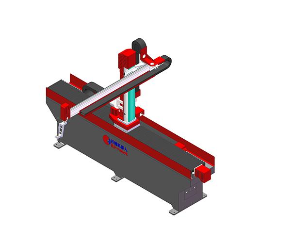 铁岭五轴摆臂焊接机器人