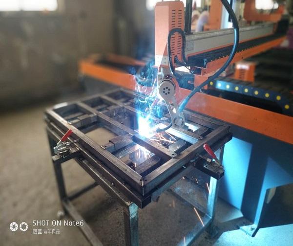 盘锦沈阳焊接机器人
