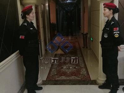 沧州高档小区保安